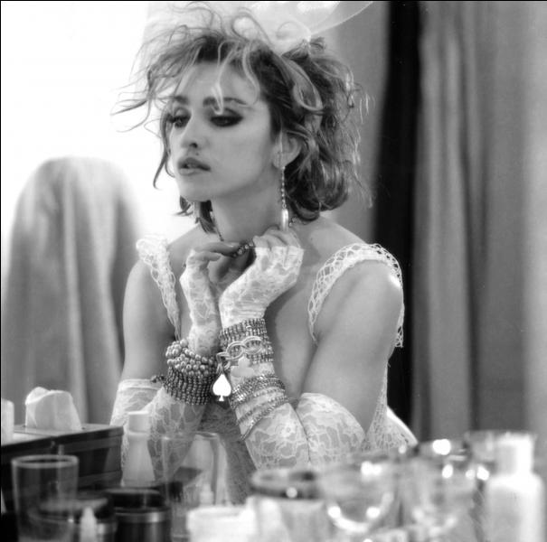 In 1984 Madonna sang : Your Love Has Thawed What Was Scared And Cold. Like a virgin, touched for the first time .... What song then entered the legend ?