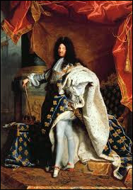 How long did the reign of Louis XIV last ?