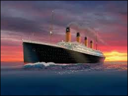 In what year did the famous movie Titanic first air ?