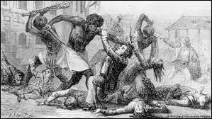 What ocean was at the heart of the slave trade ?
