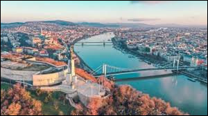 Which of these countries is not crossed by the Danube ?