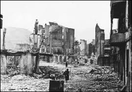 Which Spanish city was bombed in 1937 ?