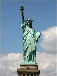 Which city does not have a Statue of Liberty ?