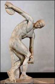What is the name of this famous statue from Antiquity ?