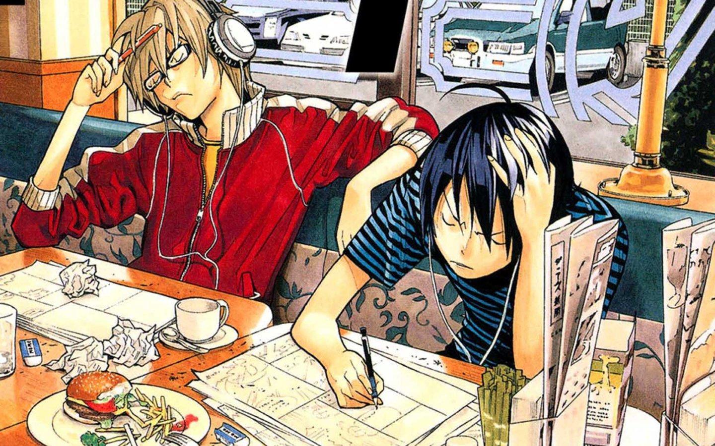 What's this manga ?
