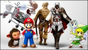 In what year was the first video game created ?
