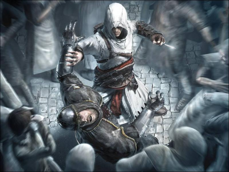 Altaïr is at the center of what magnificent recent game ?