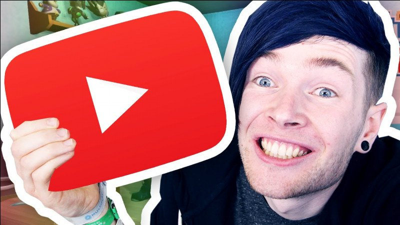 What is Dan's most popular video?