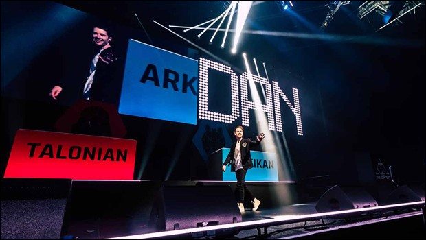 What was Dan's second tour called?