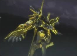 What is the name of this Mecha ?