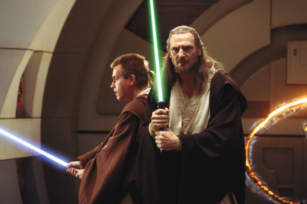 Who is your Master in Star Wars?
