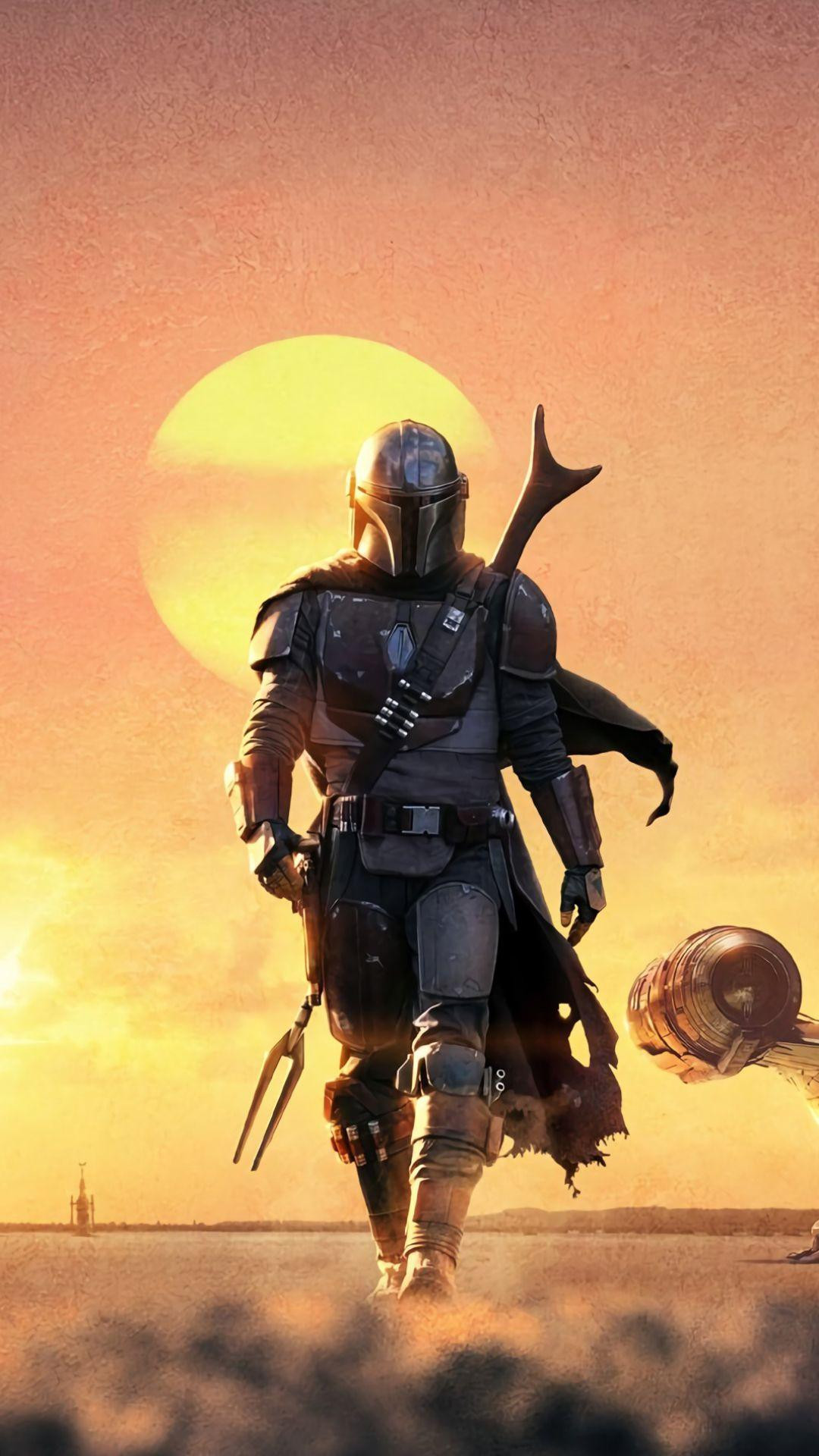 Who is this : Star Wars The Mandalorian