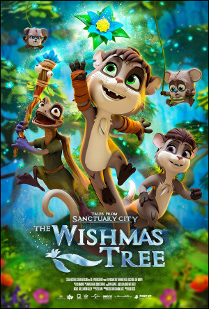 """What country is the animated film """"The wishmas tree"""" from?"""