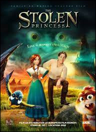 """What country is the animated film """"The stolen princess"""" from?"""