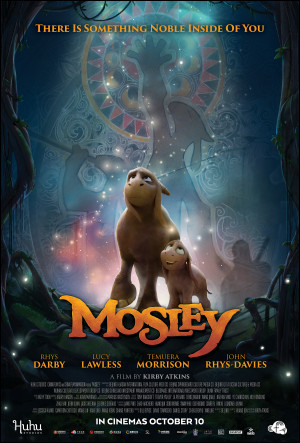 """What country is the animated film """"Mosley"""" from?"""