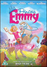 """What country is the animated film """"Princess Emmy"""" from?"""