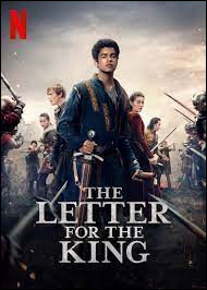 """What country is the series """"The letter for the king"""" from?"""