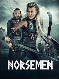 """What country is the series """"Norsemen"""" from?"""