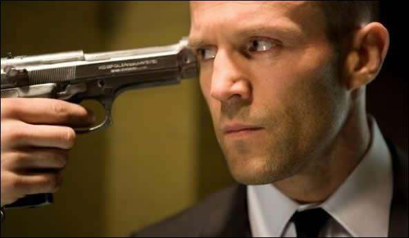 Jason Statham Held at Gunpoint in...