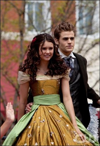 What is Stefan and Elenas nickname?