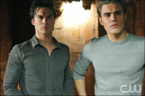 On a scale of one to 10 how hot are the Salvatore Brothers?