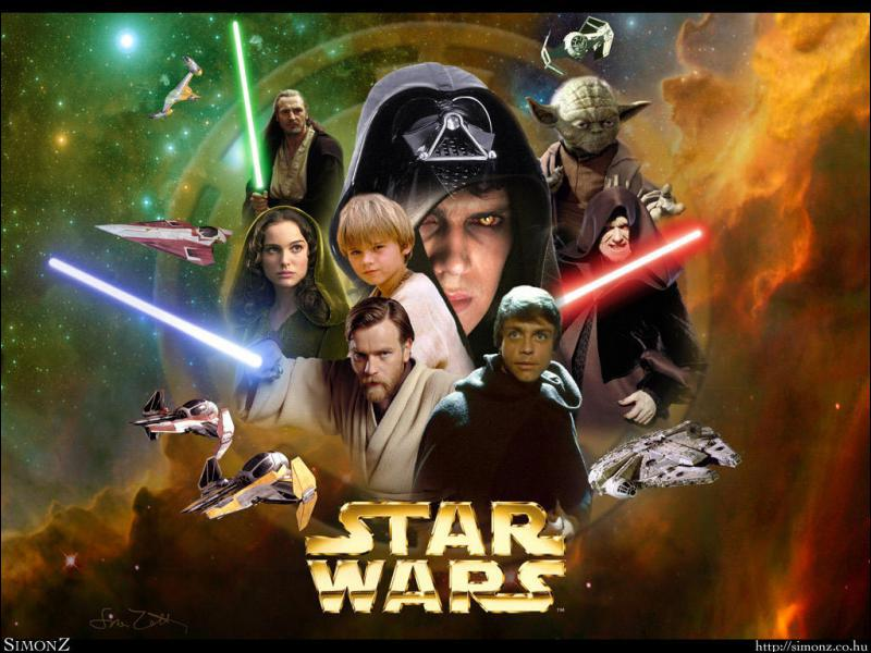 What year did the first Star Wars movie come out?