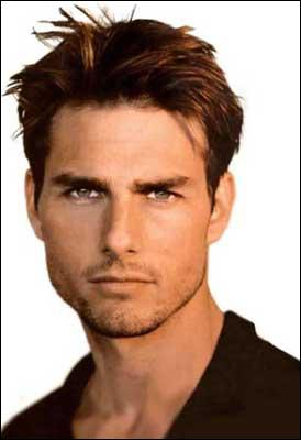 Who was Tom Cruise's first wife?