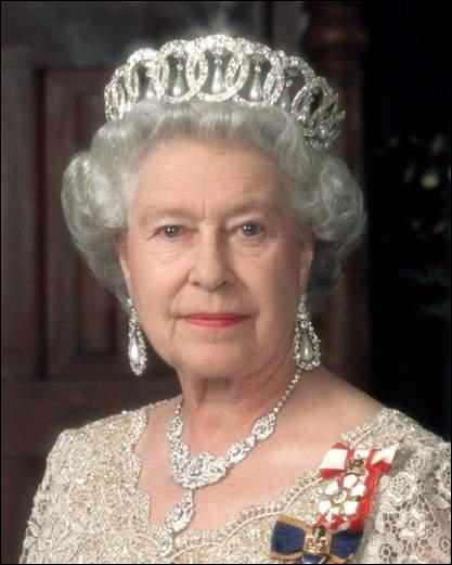 How old is the current Queen of England?