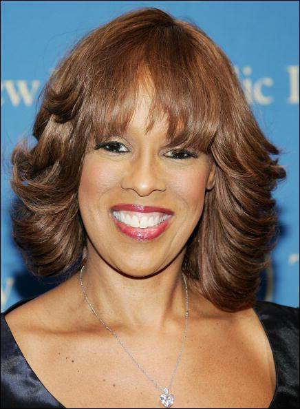 What year was Gayle King born?