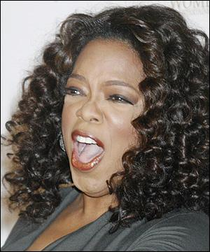 Who does Oprah consider to be her worst interview?