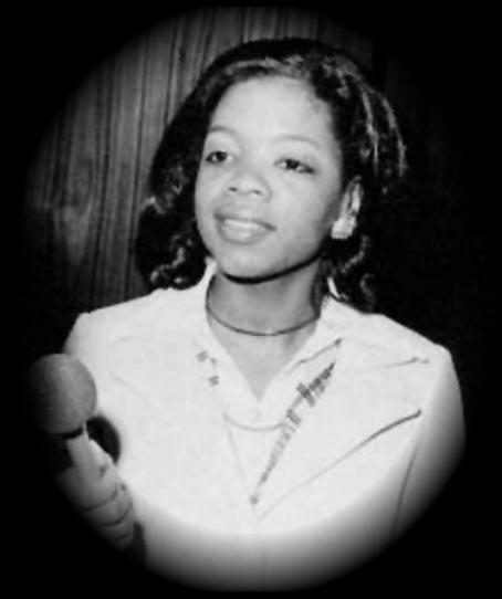 Who was Oprah's favorite teacher?