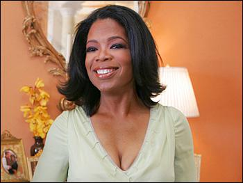 Where does the Oprah Show tape?
