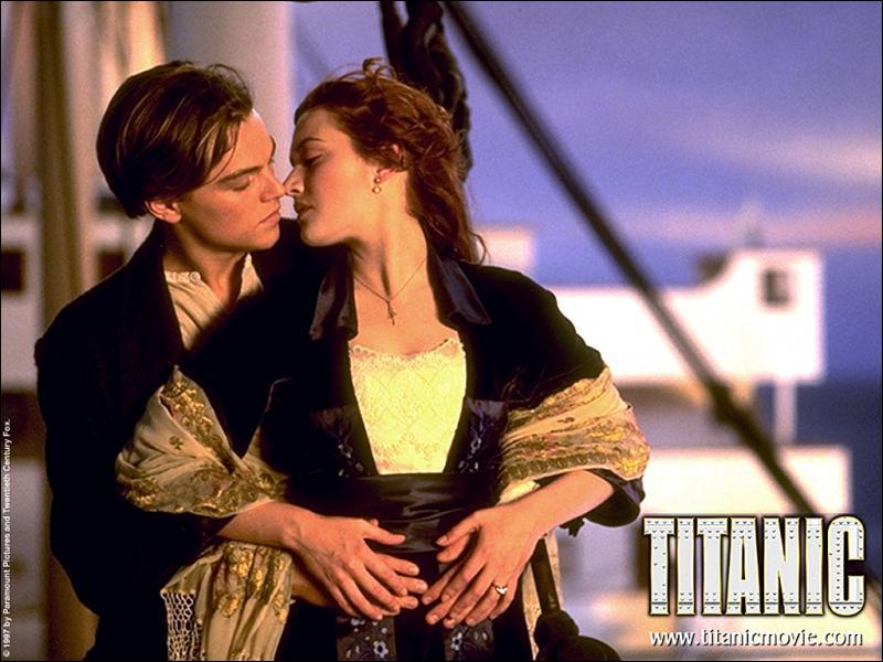 How much money did Titanic make at the box office?