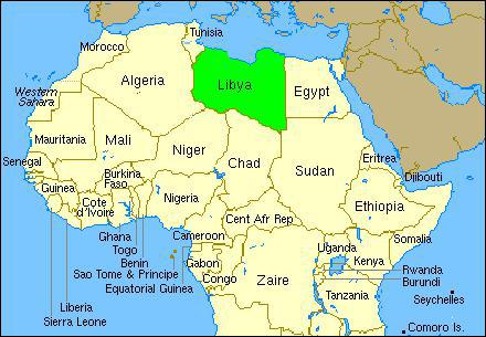 What is the capital of Libya?