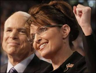 Sarah Palin is wearing... . .