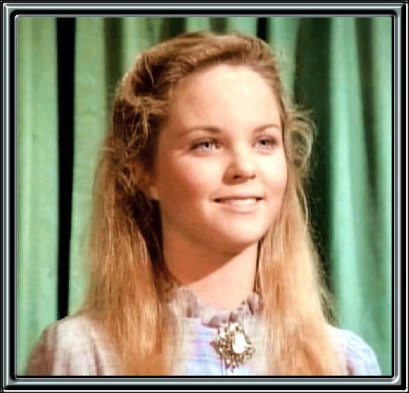 Mary on 'Little House on the Prairie'