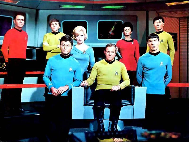 The original Star Trek series lasted for 10 seasons