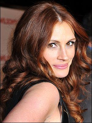 Julia Roberts has been married 3 times
