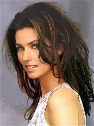 Shania Twain's real name is Eileen
