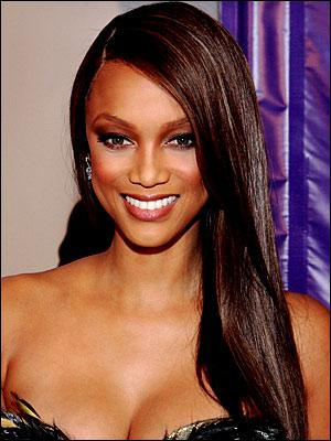 How old is Tyra Banks?