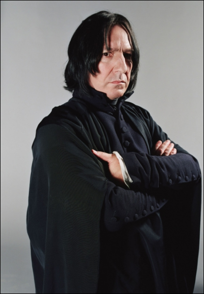 What is Snape's mother's first name?