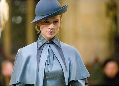 Who went to the Yule Ball with Fleur Delacour in The Goblet Of Fire?