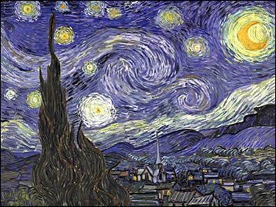 Who painted the Starry Night?