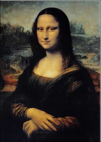 Where can you observe La Gioconda?