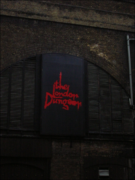 What's London Dungeon?