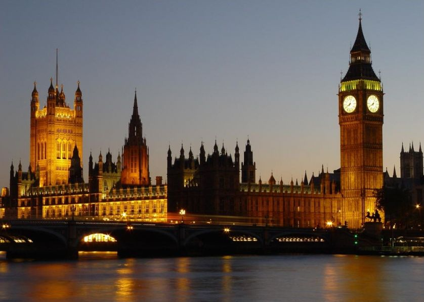 Touristic Places in London