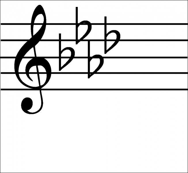 What is this key signature?