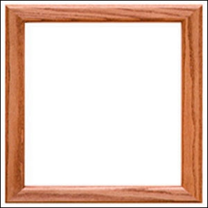 You are building a wooden picture frame. One side has 3 cm. How much wood do you need for the whole frame?