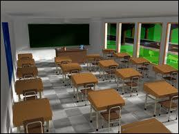 Where do pupils study?