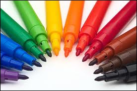 You can colour with ...